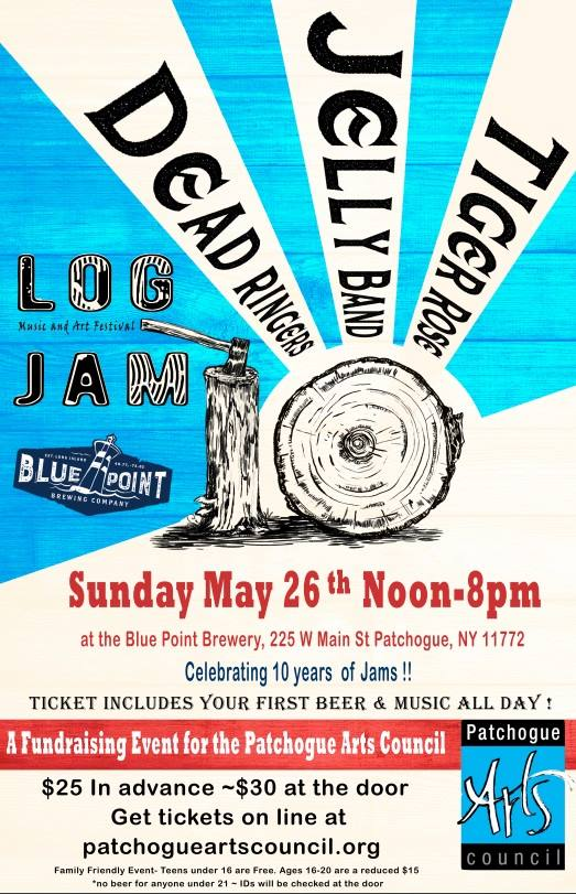 Log Jam @ BluePoint Brewery