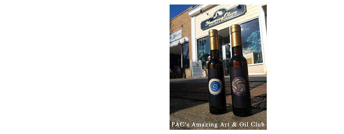PAC's Amazing Art & Oil Club