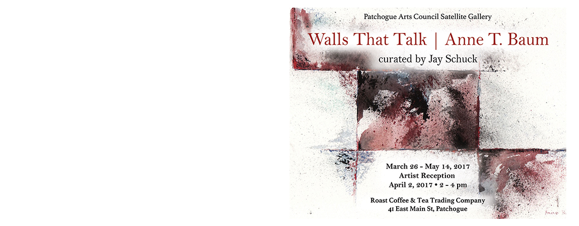 Walls That Talk | Anne T. Baum