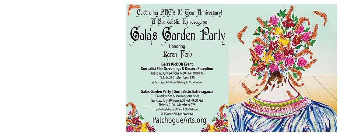 Gala's Garden Party