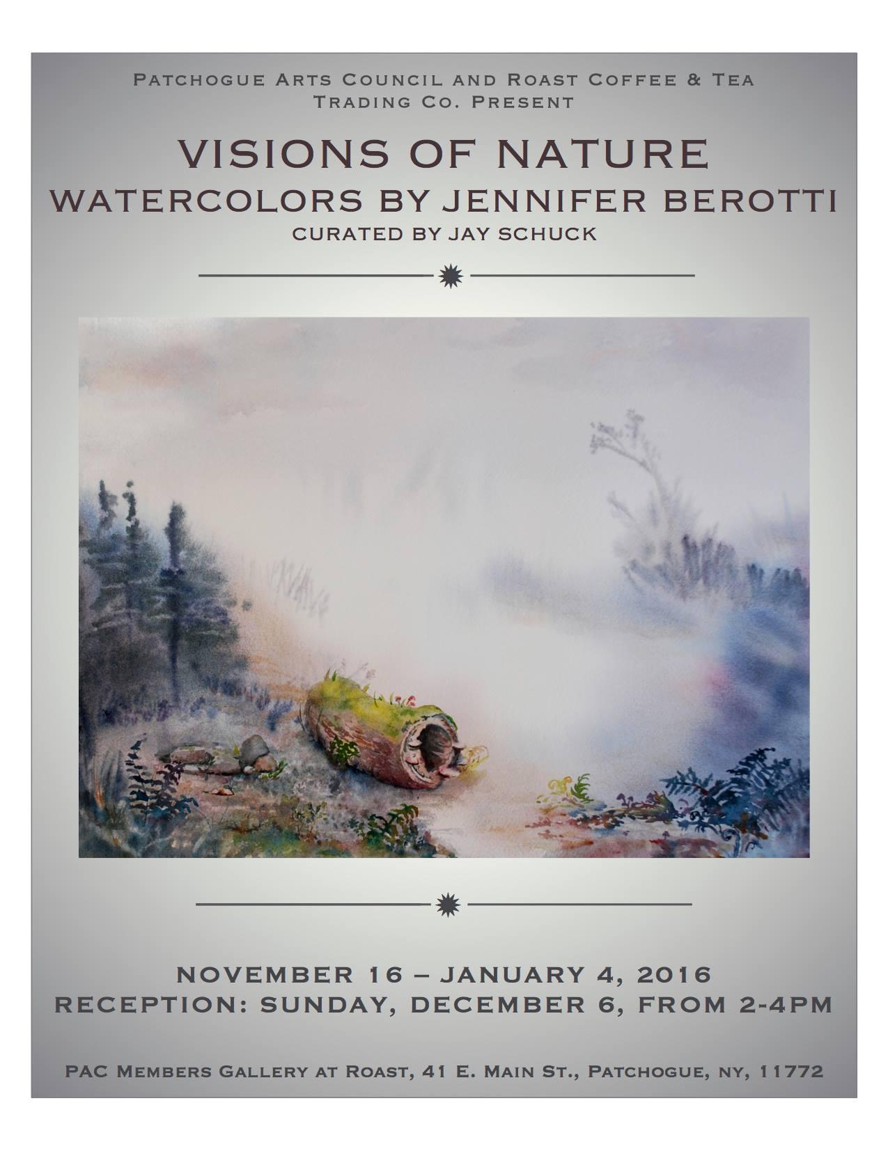 Jen Berotti - Visions of Nature