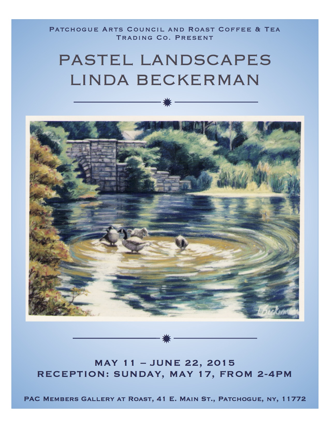 Linda Beckerman - Pastel Landscapes