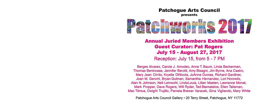 Patchworks 2017