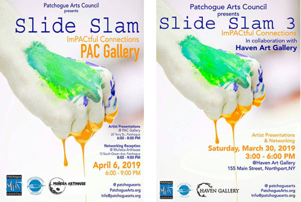 Slide Slam Patchogue Arts Council