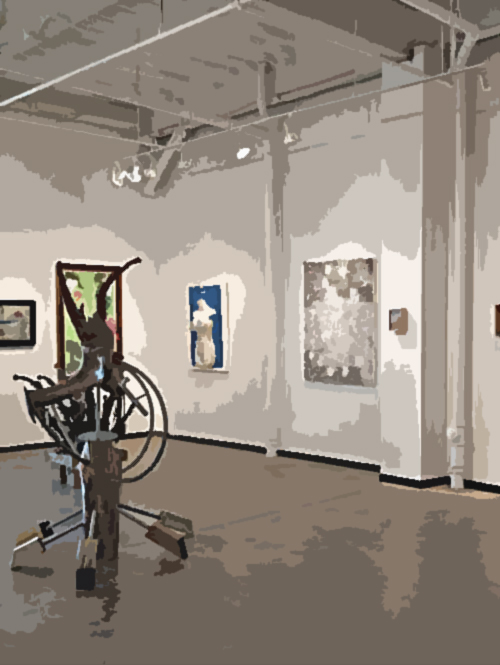 Patchogue Arts Gallery and Office