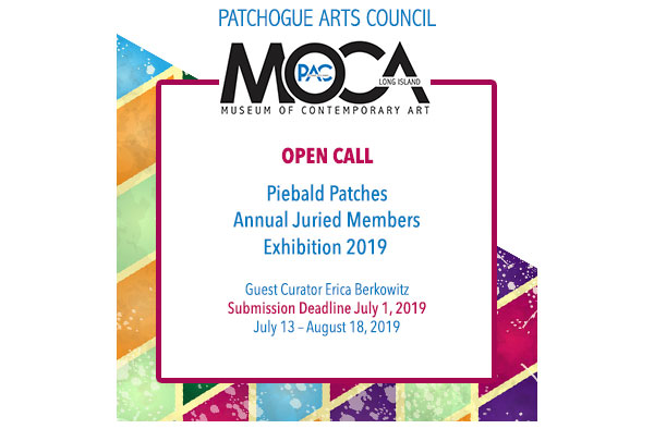 Artist Opportunity: Piebald Patches, Annual Juried Members