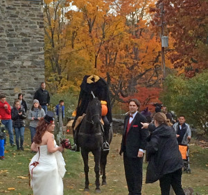 Sleepy Hollow Wedding